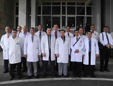 Orthopedic test of the Arab Council of Medical Specializations