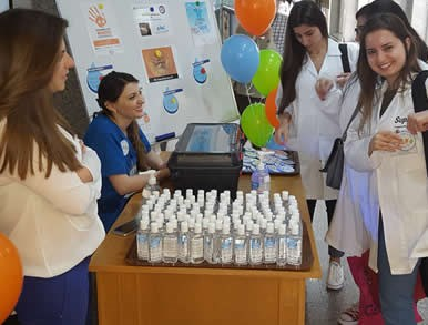 World hand hygiene day