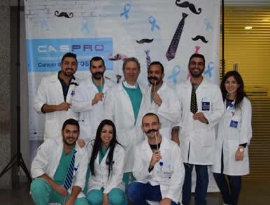 Campagne de sensibilisation au cancer de la prostate