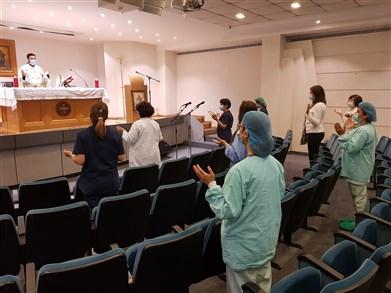 Nurses Day Mass
