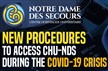New Procedures to access CHU-DNS during the COVID-19 Crisis